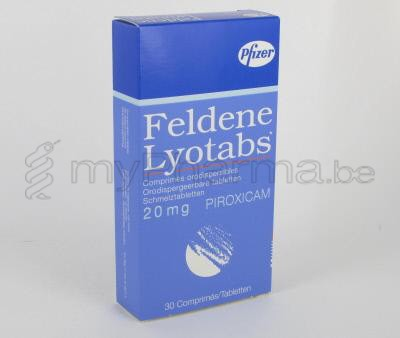 Piroxicam 10 Mg Tablets