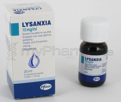 comment prendre lysanxia