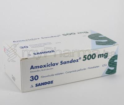 Amoxicillin Nedir - Amoxicillin 250mg 500mg Amoxil ...